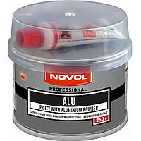 Шпаклівка Novol з алюмінієм 0,25 кг