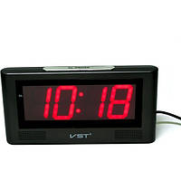 Электронные цифровые настольные часы VST-732-1
