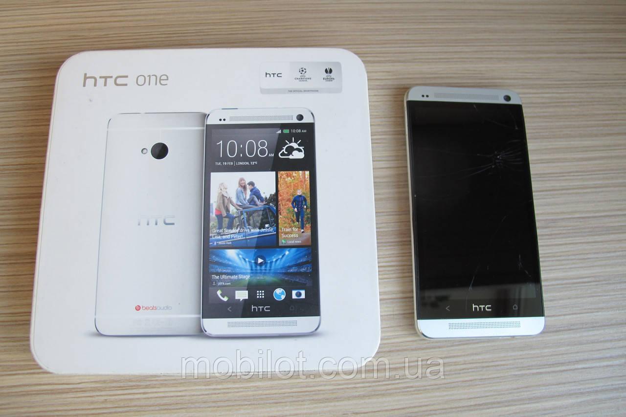 Мобильный телефон HTC One M7 801е (TZ-1301)