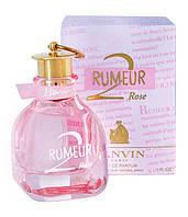 Женская парфюмированная вода Rumeur 2 Rose Lanvin