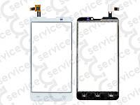 Тачскрин для Prestigio PAP5300 DUO MultiPhone/ Pioneer E90W/ Micromax Canvas Doodle A111, белый