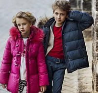 Стильні дитячі куртки: купити оптом