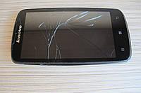 Мобильный телефон Lenovo A630 Black