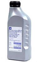 Трансмиссионное масло для МКПП GM 80W 1л