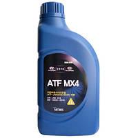 Трансмиссионное масло для АКПП Hyundai Kia ATF MX4 (JWS 3314) 1л