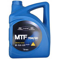 Трансмиссионное масло для МКПП Hyundai Kia MTF 75W-90 GL-4 6л
