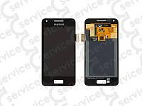 Дисплей для Samsung i9070 Galaxy S Advance + touchscreen, чёрный