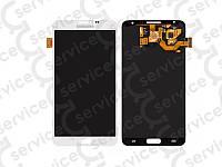 Дисплей для Samsung N7502 Galaxy Note 3 Neo Duos + touchscreen, белый, оригинал (Китай)