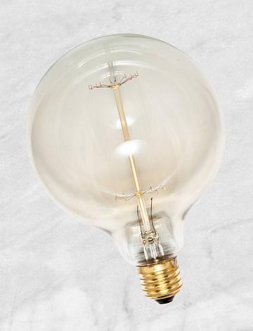 Лампа Эдисона G125 40W, фото 2