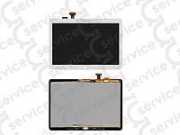 Дисплей для Samsung P600/ P601/ P605 Galaxy Note 10.1 + touchscreen, белый, оригинал (Китай)