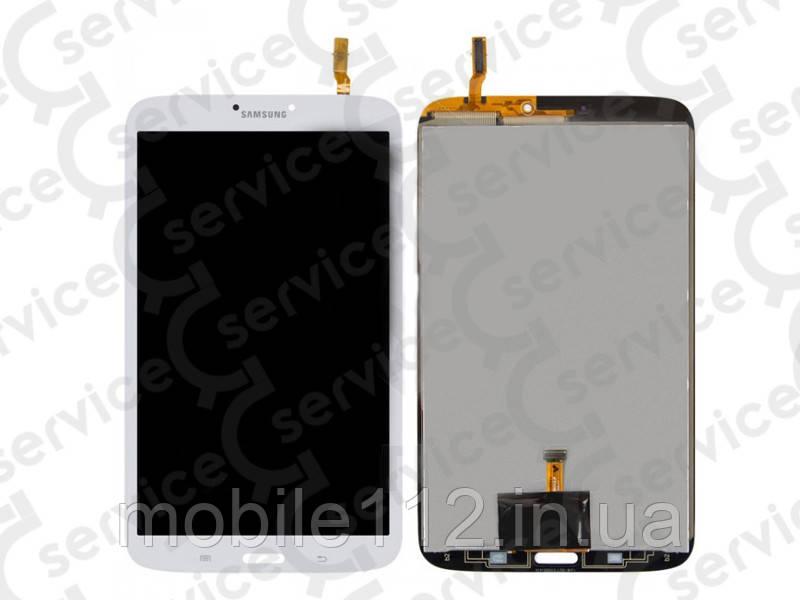 "Дисплей для Samsung T311 Galaxy Tab 3 8.0""/ T3110, (версия 3G) + touchscreen, белый"