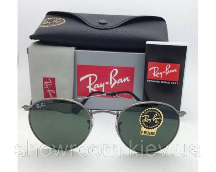 Жіночі сонцезахисні окуляри в стилі RAY BAN 3447 029 LUX