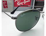 Мужские солнцезащитные очки в стиле RAY BAN 3447 029 LUX, фото 5