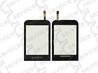 Тачскрин для Samsung C3300 Champ, коричневый