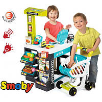 Детский супермаркет с электронной кассой Smoby 350206
