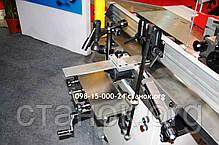 Zenitech ML 353 K Комбинированный Фрезер Рейсмус Фуганок Форматно-раскроечный станок по дереву, фото 3
