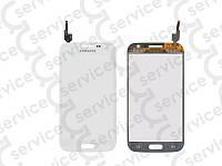 Тачскрин для Samsung i8552 Galaxy Win, белый, оригинал (Китай) big ic(6mm)/ small ic(5mm)
