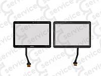 Тачскрин для Samsung P5100 Galaxy Tab 2 10.1/ P5110/ N8000 Galaxy Note/ N8010/ N8013, чёрный Rev:0,1/ 0,3/ 0,6/ ,07/ 2/ 5