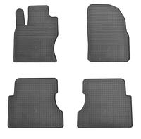 Гумові килимки Ford Focus 2 04-11 (комплект - 4 шт) 1007114 Stingray, фото 1