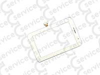 "Тачскрин для Samsung P6200 Galaxy Tab Plus 7.0""/ P6210, белый, оригинал (Китай)"