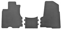 Килимки в салон для Honda CR-V 02-07 (комплект - 3 шт) 1008073, фото 1