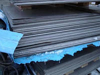 Лист нержавеющий 0,5х1000х2000 мм AISI 304 х/к, 2B нж нержавеющая сталь 08Х18Н10 пищевой, стальной лист.