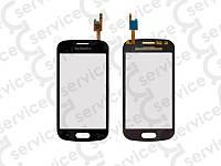 Тачскрин для Samsung S7390 Galaxy Trend, чёрный