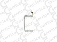 Тачскрин для Samsung S7562 Galaxy S Duos/ S7560 Galaxy Trend, белый, La'Fleur big ic(6mm)/ small ic(5mm)