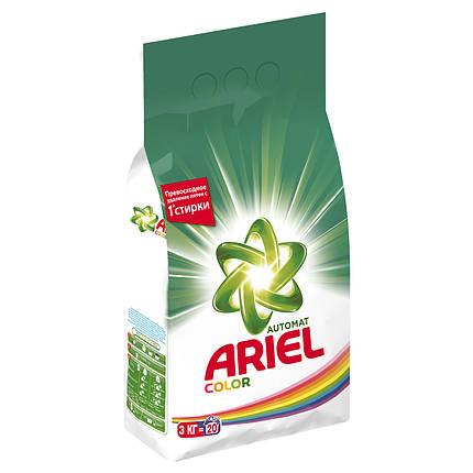Стиральный порошок Ariel Color 3 кг Автомат, фото 2