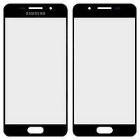 Стекло для Samsung A310F Galaxy A3 (2016), A310M Galaxy A3 (2016), A310N Galaxy A3 (2016), A310Y Galaxy Black