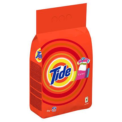 Стиральный порошок Tide Color 6 кг Автомат, фото 2