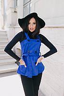 Женский модный костюм-тройка НВ354