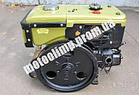 Двигатель ЗУБР SH180NL 8 л.с. дизель на мотоблок