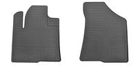 Резиновые коврики Hyundai Santa Fe 06-/10- (передние - 2 шт) 1009102 Stingray, фото 1