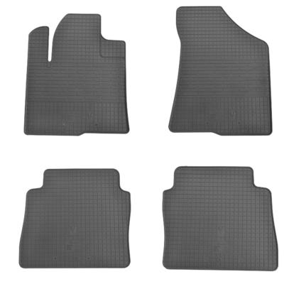 Коврики в салон для Hyundai Santa Fe 06-/10- (комплект - 4 шт) 1009104