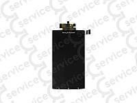 Дисплей для Sony Ericsson LT15i Xperia Arc/ LT18i/ X12 + touchscreen, чёрный