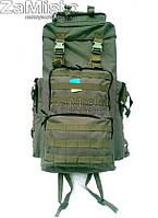 Рюкзак тактический Тактик 75 л (зеленый и черный)