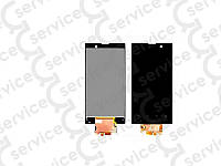 Дисплей для Sony LT28i Xperia Ion/ LT28h + touchscreen, чёрный