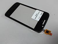 Тачскрин (сенсор) для Fly iQ239 с камерой (black) Original