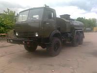 Топливозаправщик КАМАЗ 4310