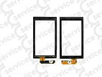 Тачскрин для Sony Ericsson U10 Aino, чёрный