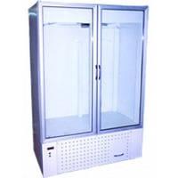 Холодильный шкаф-витрина Айстермо ШХС - 0.8 (со стекляной дверью и автооттайкой)