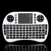 Беспроводная мини клавиатура для Смапт тв, Русский язык