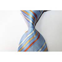 Классический мужской галстук 100% шелк KAILONG