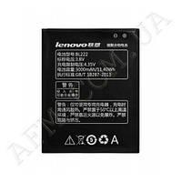 АКБ оригинал Lenovo BL222 S660/  S868t 3000 mAh