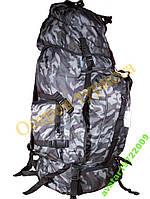 Рюкзак туристический BF-01 80 литров камуфляжный, фото 1