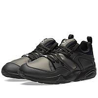 Оригинальные  кроссовки Puma Blaze of Glory Techy Black