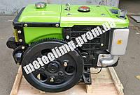 Двигатель ЗУБР 10 л.с.дизель SH190NL на мотоблок