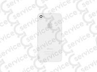 Задняя крышка для iPhone 4 белая, копия