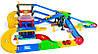 Детская парковка Мультипаркинг серии Kid Cars 3D Wader (53070), фото 4
